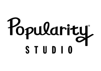 Popularity Studio Logo